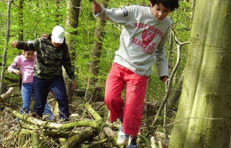 Tweedaagse training Natuur is een Feest Hellendoorn 12/9 en 3/10